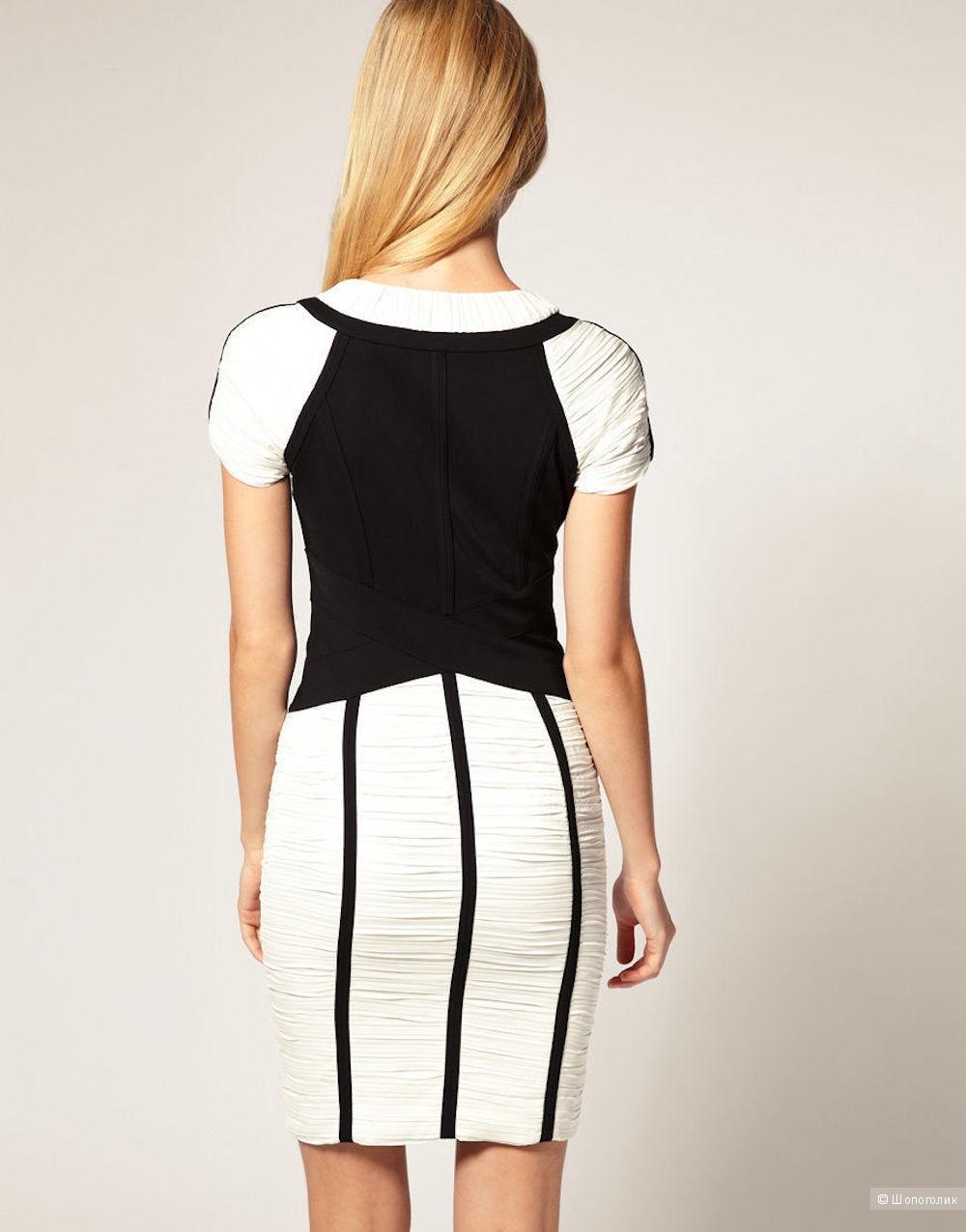 Милен в белом платье