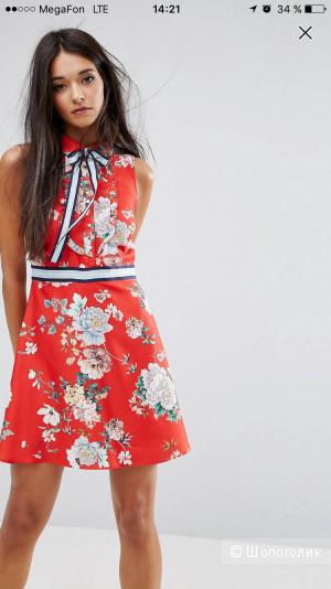 Новое летнее платье River Island