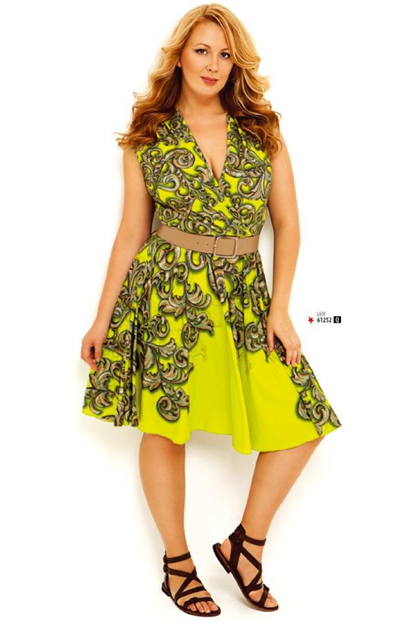 Новое летнее платье бренда  Vaidе 44-48 размер