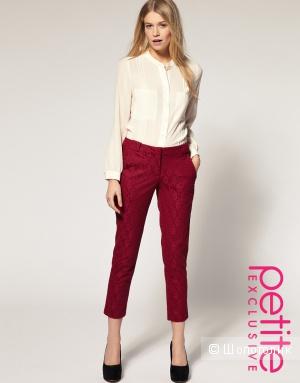 Кружевные брюки Asos Petite UK6
