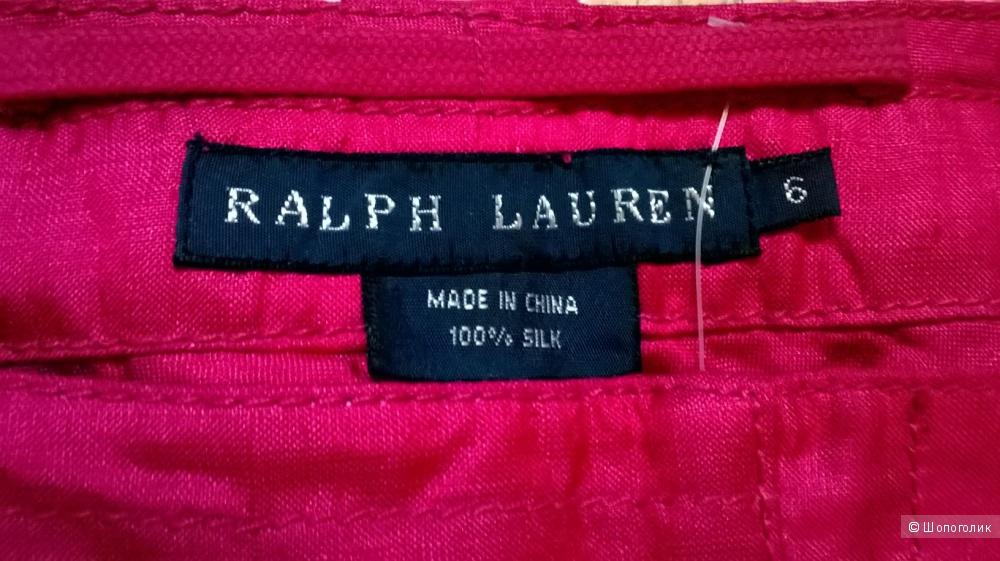 Брюки RALPH LAUREN  100% шелк 44-46 размер