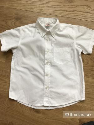 Детская рубашка H&M, размер 98