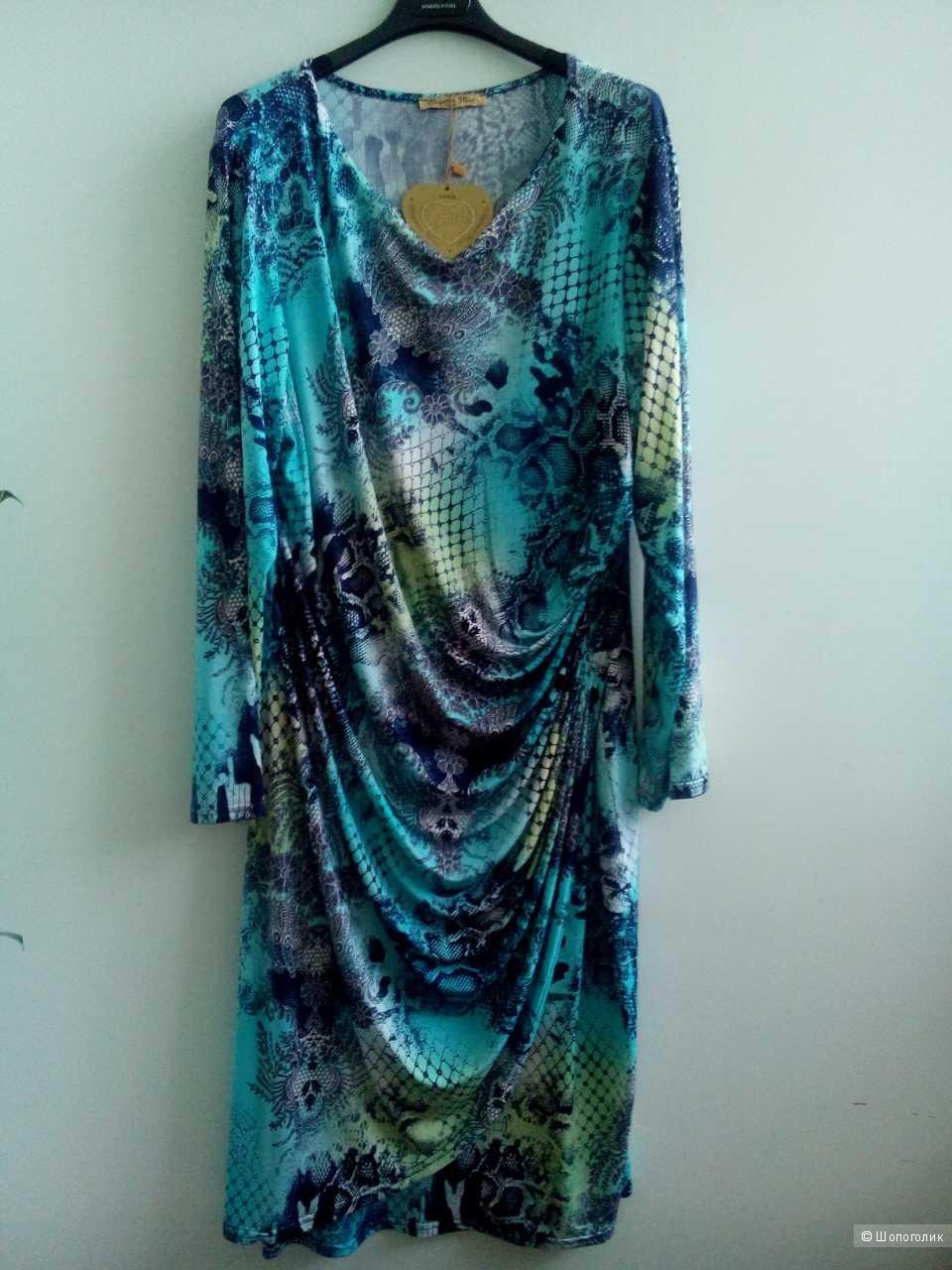 Платье elegance miss Франция размер 50-52
