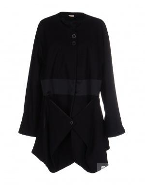 Оригинальное пальто MARITHÉ + FRANÇOIS GIRBAUD, 46 (Российский размер), дизайнер:44 (IT). Темно-синий