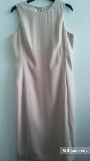 Платье футляр esprit 46 размер.