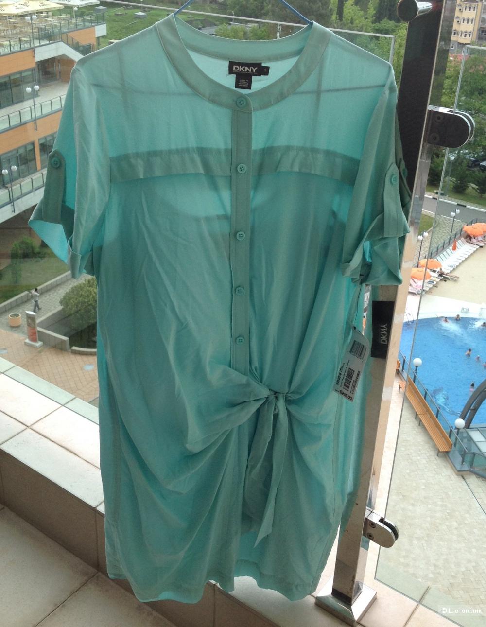 Платье-рубашка DKNY,размер S