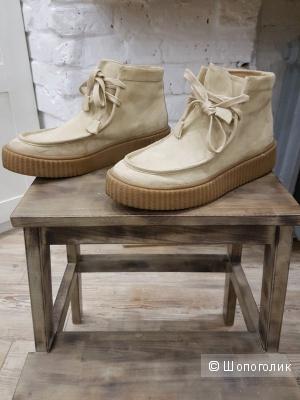 Ботинки на шнуровке ASOS 40 размер ( UK 7)