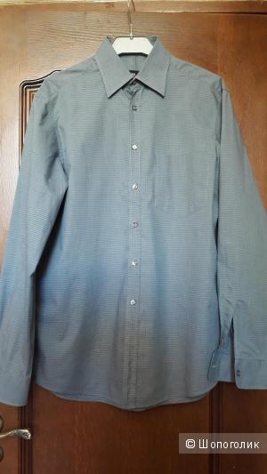 Мужская рубашка  Hugo Boss размер 39