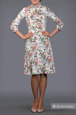 Позитивное платье Ксения Князева, 44-46