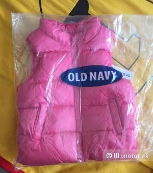 Жилет old navy новый размер 18/24мес