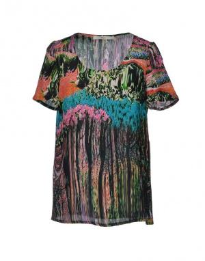 Блуза BGN, 100% шелк, размер 36FR (на 42-44 наш)