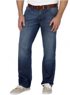 Джинсы DKNY Classic, Straight Leg,размер 32х32