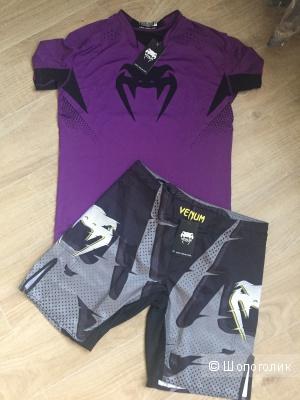 Мужской брендовый костюм для спорта VENUM. Размер L (на Российский 52-54)
