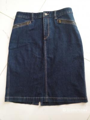 """Юбка джинсовая """"Ralph Lauren"""" размер 44-46"""