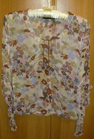 Блуза QS BY S.OLIVER, размер 34 (нем) = 40 (рос), Германия