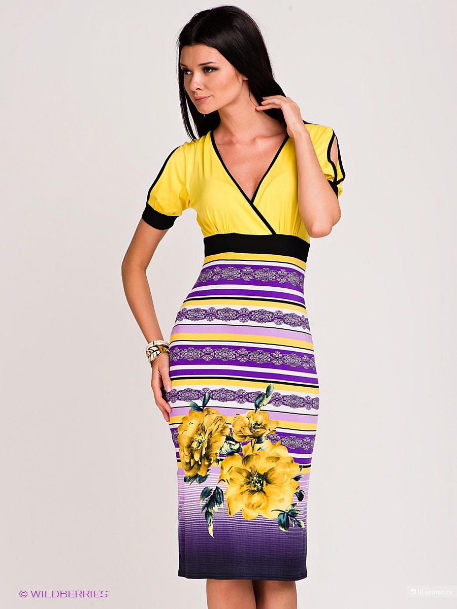 Летнее, яркое платье  Hammond 42 размера.
