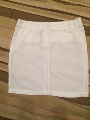 Белая юбочка Ostin, размер М