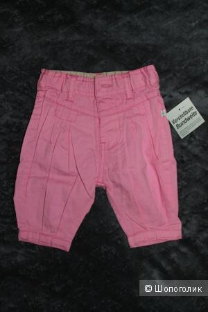Детские брючки на 1-2 месяца Okay Baby, розовые, 56 размер