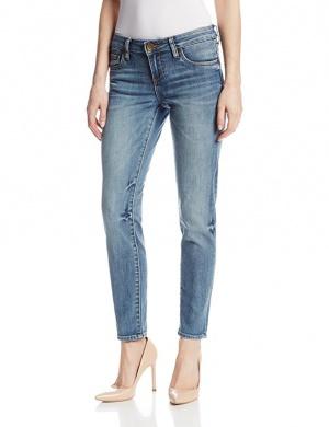Укороченный джинсы скинни KUT from the Kloth -0 US -26 джинсовый  (40-42  русс)