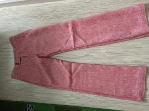 Льняные брюки Zara, размер 44