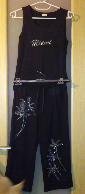 Костюм = майка + брюки Yamamay, размер 40-42 (рос), Италия