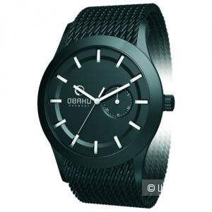 Мужские часы Obaku V124GBBMB