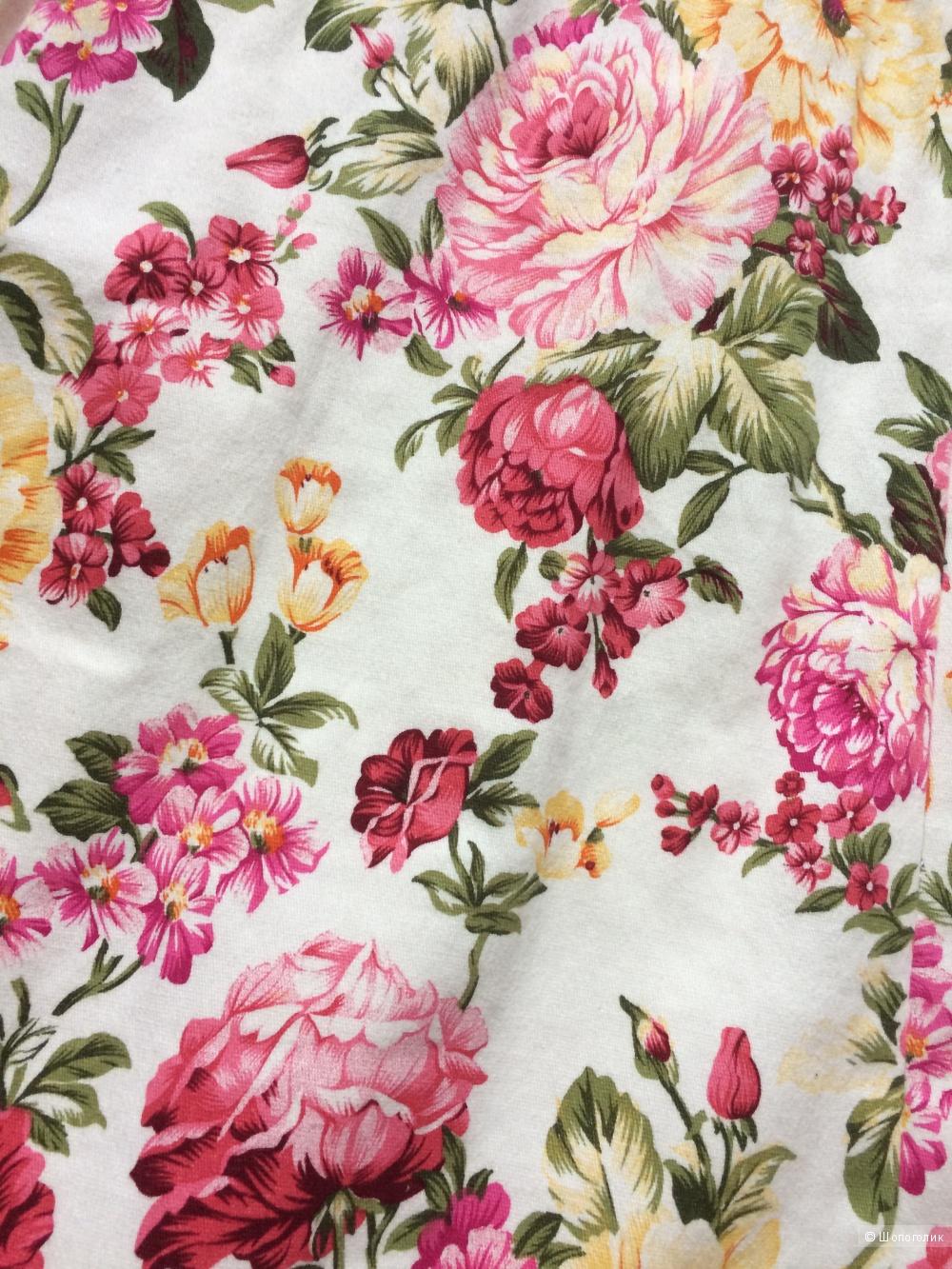 Платье с цветочным принтом А.Karina, 46 размер