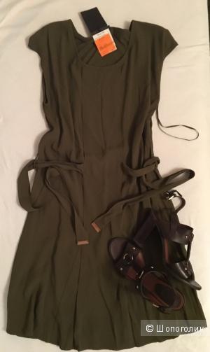 """Платье, """"S"""", Massimo Dutti"""