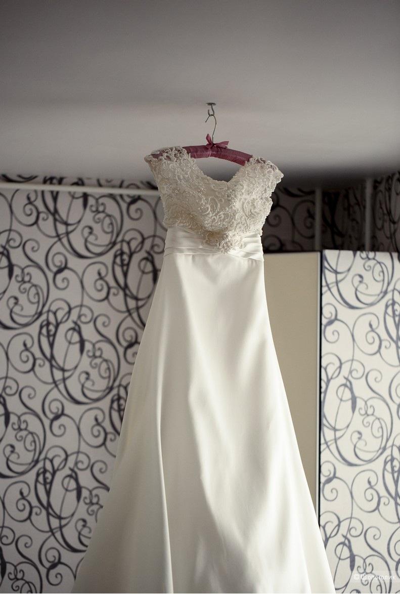 Свадебное платье, размер: 40-42 (XS)