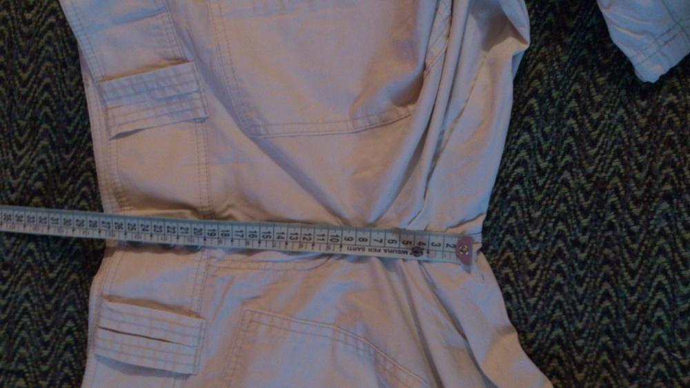 Брючки -бриджи длина 3/4  MORE&MORE, размер 36 (нем) = 42-44 (рос), Германия