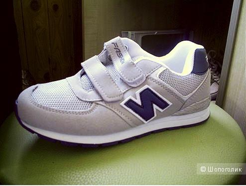 Новые кроссовки размер 34-34,5