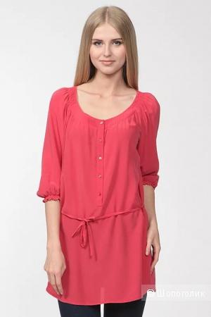 Шелковая блуза-туника от Gerard Darel 46fr