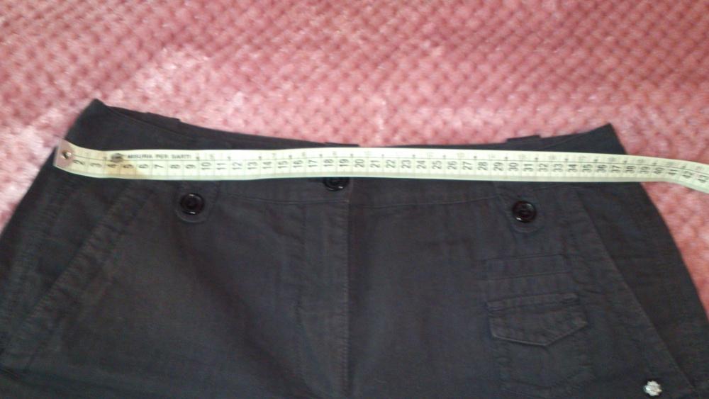 Брюки = капри 7/8  S.Oliver, размер 34 (нем) = 40-42 (рос), Германия