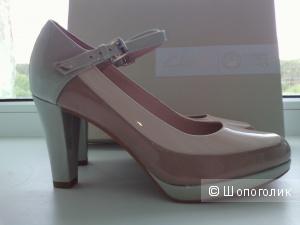 Туфли Clarrks. Размер 5.5 UK, размер 38-38.5