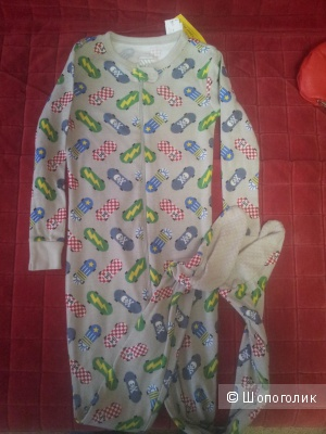 Слитная пижама OlNavy, размер 5 лет