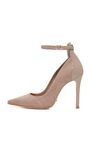 Замшевые туфли Schutz, новые