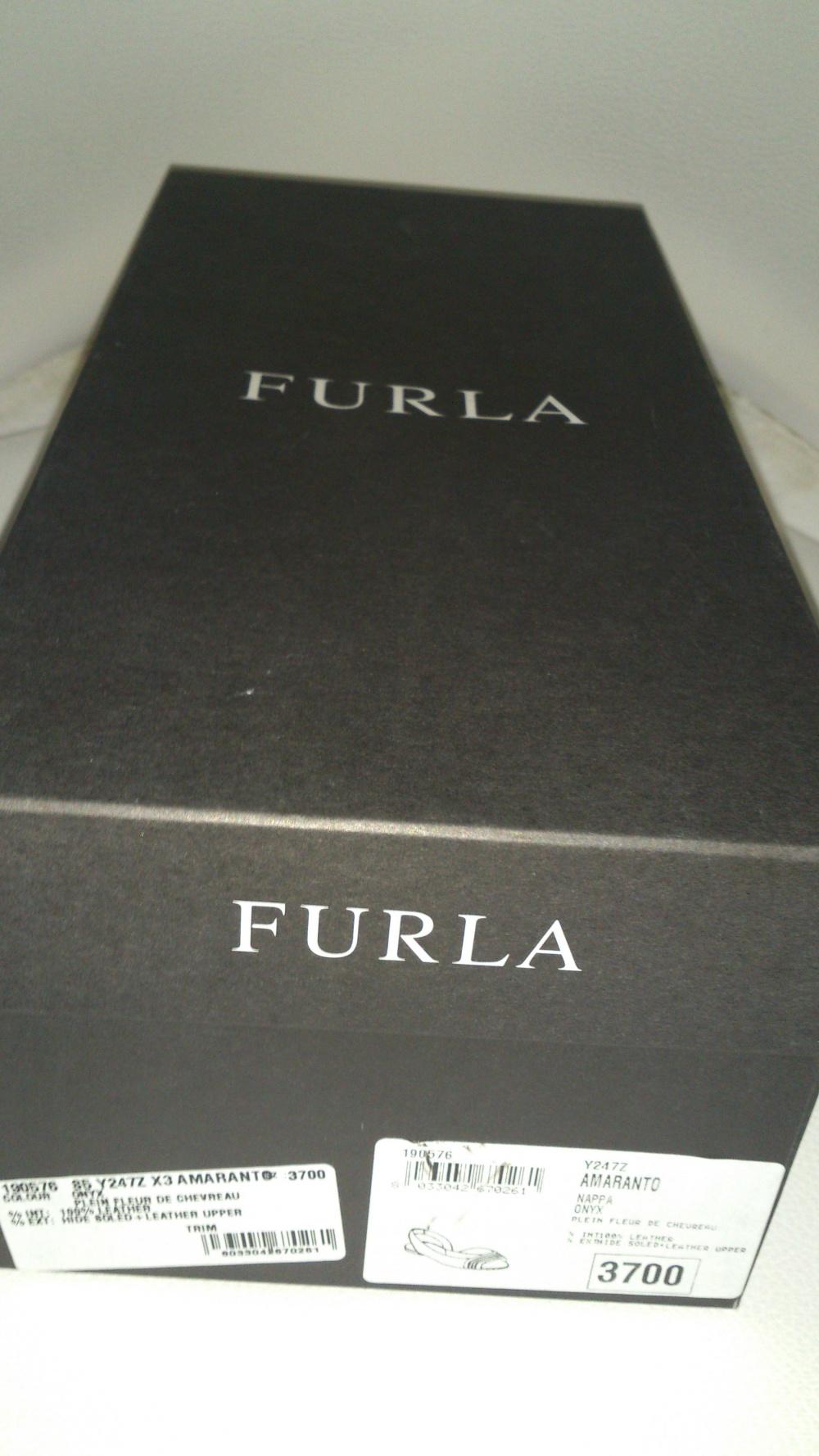 Босоножки FURLA, размер 37, Италия