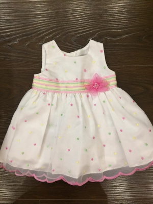 Платье 12 месяцев