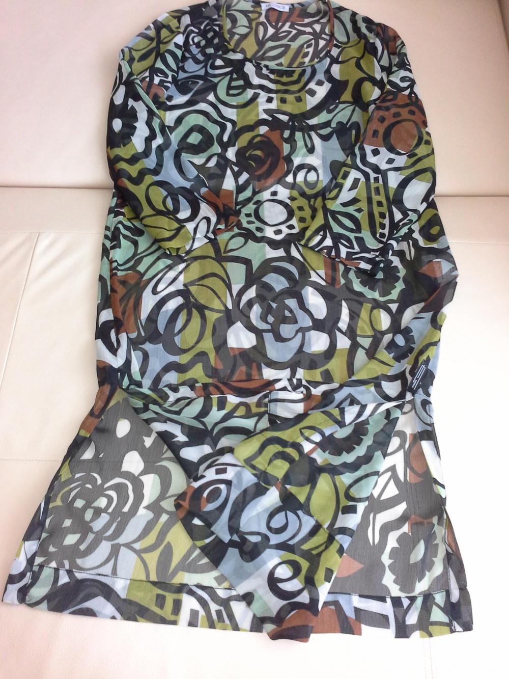 Платье, туника, размер XS , S, M, дизайнерское от Елены Поповой