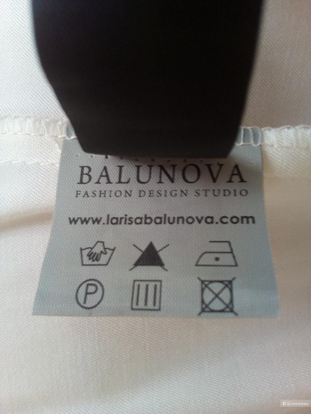 Платье дизайнера Лариса Балунова р.48