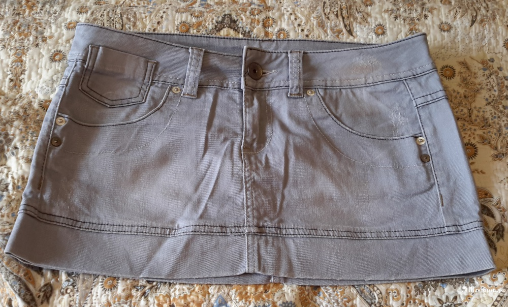Мини юбка Benetton размер 42IT на наш 44