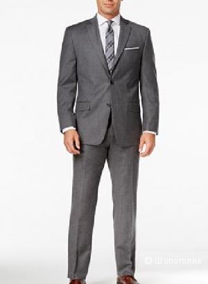 Новый мужской костюм MICHAEL KORS 50-52 размер, 100 % шерсть