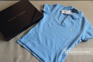 Поло Ralph Lauren Slim Fit
