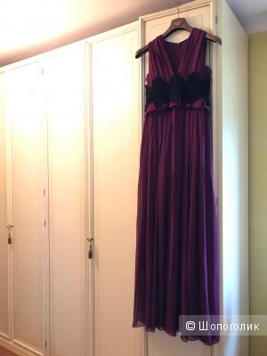 Вечернее платье MaxMara Pianoforte 42размер (it)