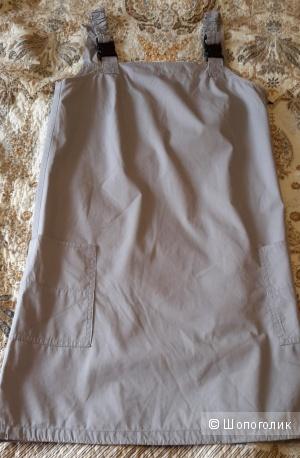Летнее платье немецкой фирмы YGCC (Young classic) размер 36 евро на наш 42-44
