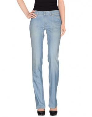 Итальянские голубые джинсы NOTIFY, размер 30.