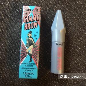 Гель для бровей Benefit Gimme brow