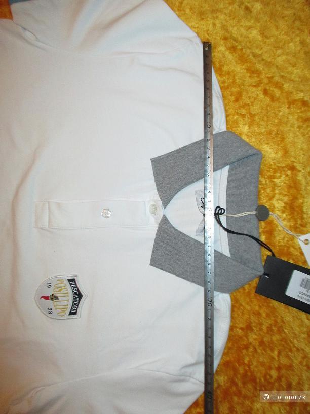 Поло COOPERATIVA PESCATORI POSILLIPO,р-р S(M)