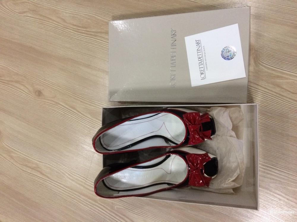 Туфли Loretta Pettinari, размер 37