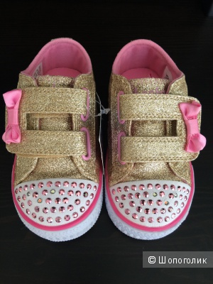 Кеды Skechers Kids, размер 22 (21,5)